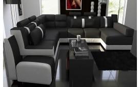 Designer Sofa ATLAS inkl. Hocker ab lager von NATIVO™ Designer Möbel Österreich