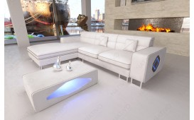 Designer Sofa GREGORY MINI mit LED Beleuchtung ab lager