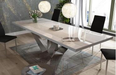 Designer Esstisch EXCALIBUR Hochglanz von NATIVO™ Möbel Österreich