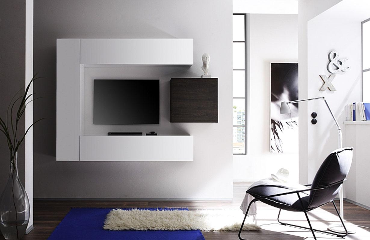 Designer Wohnwand SANREMO NATIVO Wien Moebel