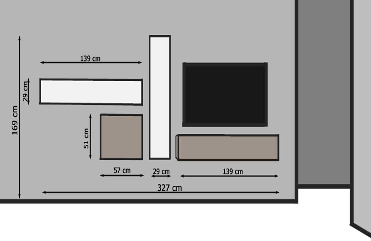 Designer wohnwand taranto nativo wien moebel