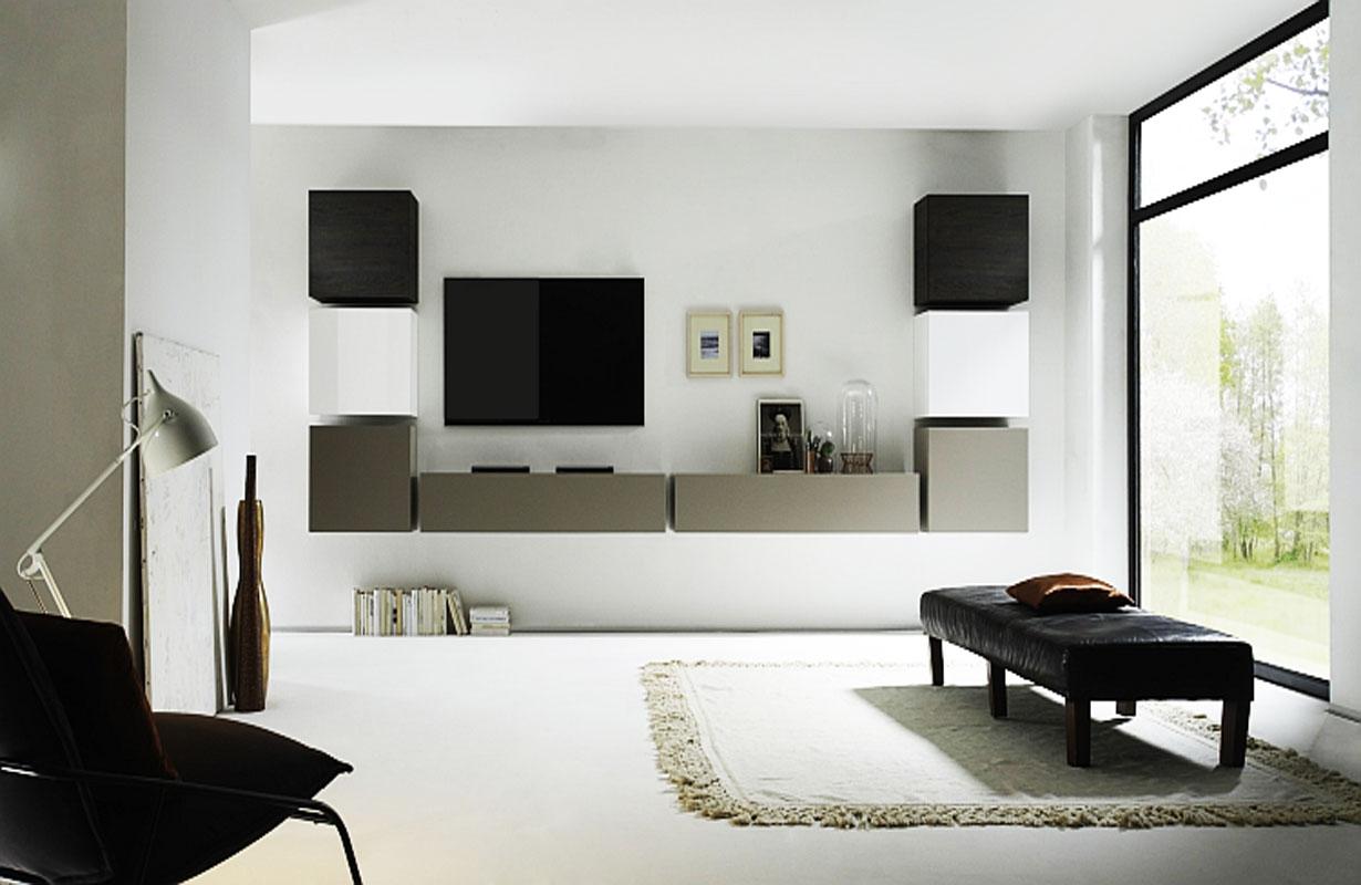 Designer wohnwand vercelli nativo wien moebel for Wohnwande designer