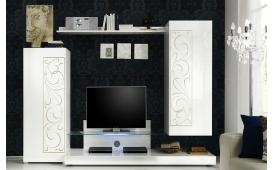 Designer Wohnwand MESSINA