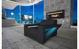 Sessel  FALCO mit LED Beleuchtung & USB Anschluss von NATIVO™ Designer Möbel Österreich
