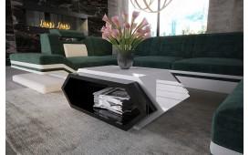 Designer Couchtisch TIESTO Hochglanz von NATIVO™ Möbel Österreich