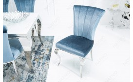 Designer Stuhl ROCCO BLUE
