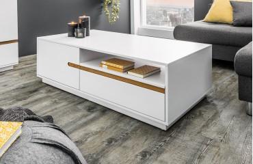 Designer Couchtisch PORTION WHITE 115 cm NATIVO™ Möbel Österreich