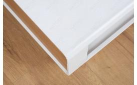 Designer Couchtisch COLUM WHITE 110 cm NATIVO™ Möbel Österreich