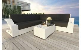 Designer Rattan Lounge Sofa MIRAGE CORNER NATIVO™ Möbel Österreich