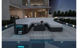 Designer Rattan Lounge Sofa AVENTADOR XXL NATIVO™ Möbel Österreich