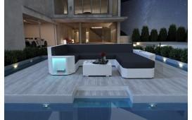 Designer Rattan Lounge Sofa AVENTADOR XL NATIVO™ Möbel Österreich