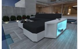 Designer Rattan Lounge Sofa AVENTADOR MINI NATIVO™ Möbel Österreich