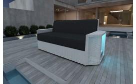 Designer Rattan Lounge Sofa AVENTADOR 2 Sitzer NATIVO™ Möbel Österreich
