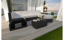 Designer Rattan Lounge Sofa CLERMONT XL NATIVO™ Möbel Österreich