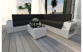 Designer Rattan Lounge Sofa CLERMONT CORNER NATIVO™ Möbel Österreich