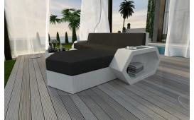 Designer Rattan Lounge Sofa CLERMONT MINI NATIVO™ Möbel Österreich
