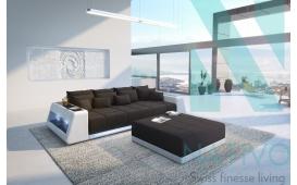 BIG Sofa VICE mit LED Beleuchtung