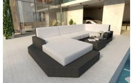Designer Rattan Lounge Sofa MESIA XL NATIVO™ Möbel Österreich