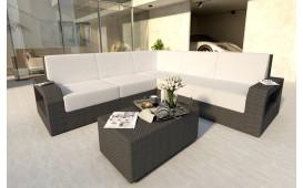 Designer Rattan Lounge Sofa MESIA CORNER NATIVO™ Möbel Österreich