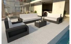 Designer Rattan Lounge Set MESIA 3+2+1 NATIVO™ Möbel Österreich