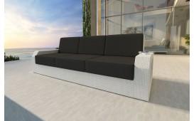 Designer Rattan Lounge Sofa MESIA 3 Sitzer NATIVO™ Möbel Österreich