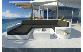 Designer Rattan Lounge Sofa ATLANTIS XL NATIVO™ Möbel Österreich