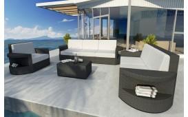 Designer Rattan Lounge Set ATLANTIS 3+2+1 NATIVO™ Möbel Österreich
