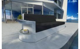 Designer Rattan Lounge Sofa ATLANTIS 3 Sitzer NATIVO™ Möbel Österreich