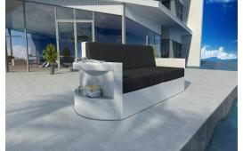 Designer Rattan Lounge Sofa ATLANTIS 2 Sitzer NATIVO™ Möbel Österreich