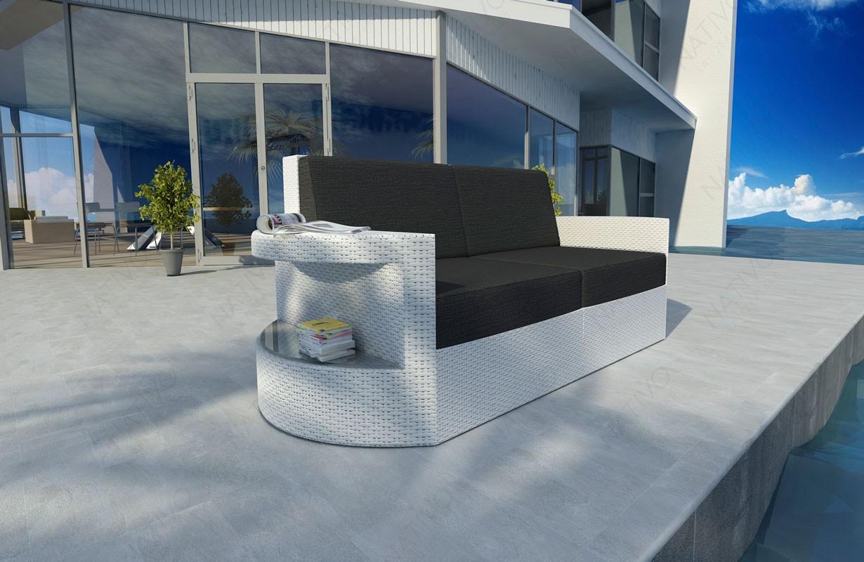 Rattan Lounge Set Atlantis 2 Sitzer Modular Von Nativo Möbel