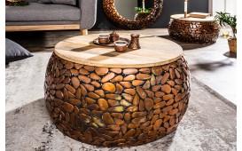 Designer Couchtisch BLOCK GOLD SET 2 von NATIVO™ Designer Möbel Österreich