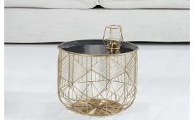 Designer Beistelltisch CAGE GOLD 36 cm von NATIVO™ Designer Möbel Österreich