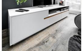 Designer Lowboard PORTION WHITE 160 cm