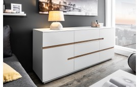 Designer Sideboard PORTION WHITE 160 cm