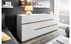 Designer Sideboard PORTION WHITE 160 cm