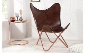 Designer Lounge Sessel ASTRA BROWN von NATIVO™ Designer Möbel Österreich