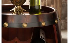 Designer Regal WINE VILLA DARK 60 cm von NATIVO™ Designer Möbel Österreich