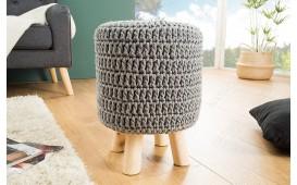 Designer Sitzhocker LEED GREY von NATIVO™ Designer Möbel Österreich