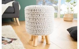 Designer Sitzhocker LEED WHITE von NATIVO™ Designer Möbel Österreich