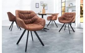 Designer Stuhl WADE BROWN von NATIVO™ Designer Möbel Österreich