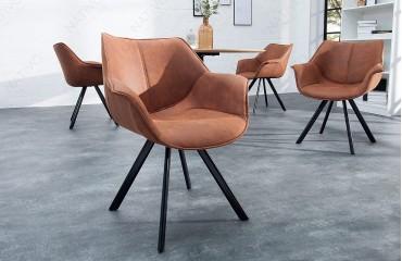 Designer Stuhl MOLDY BROWN von NATIVO™ Designer Möbel Österreich