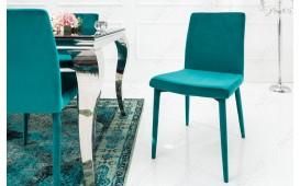 Designer Stuhl TORINO BLUE