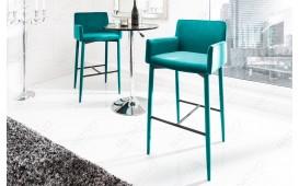 Designer Barhocker TORINO BLUE von NATIVO™ Designer Möbel Österreich