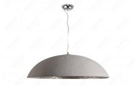Designer Hängeleuchte WOK XL GREY 70 cm von NATIVO™ Designer Möbel Österreich