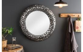 Designer Spiegel BLOCK SILVER 82 cm