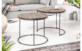 Designer Beistelltisch FIUME SET 2 NATIVO™ Möbel Österreich