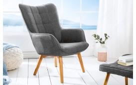 Designer Lounge Sessel BIG MAN GREY