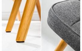 Designer Sitzhocker MAN GREY von NATIVO™ Designer Möbel Österreich