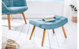 Designer Sitzhocker MAN BLUE