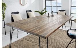 Designer Esstisch RENO BROWN 160 cm von NATIVO™ Designer Möbel Österreich